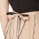 Marat Short Sleeve Midi Dress, ${color}