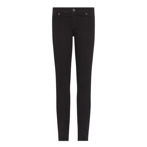Mira Mid Rise Skinny Jeans, ${color}