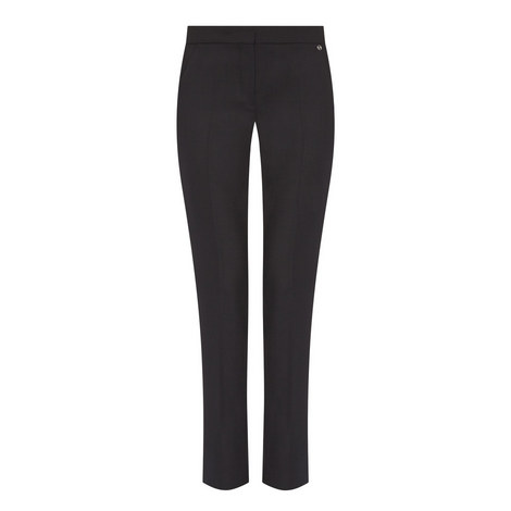 Mirano Straight Fit Trousers, ${color}