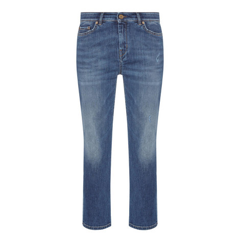 Moena Cropped Boyfriend Fit Jeans, ${color}