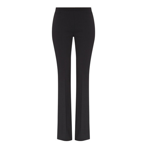 Monia Flared Trousers, ${color}