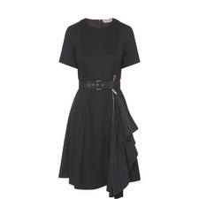 Moriana Zip Detail Dress