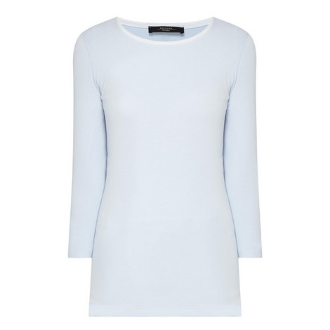 Multib Long Sleeve Top, ${color}