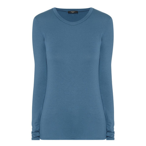 Multih Round Neck Top, ${color}