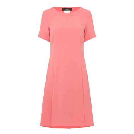 Murano Short Sleeved Dress, ${color}