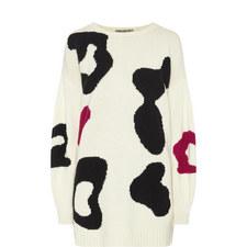 Acinoso Patterned Sweater