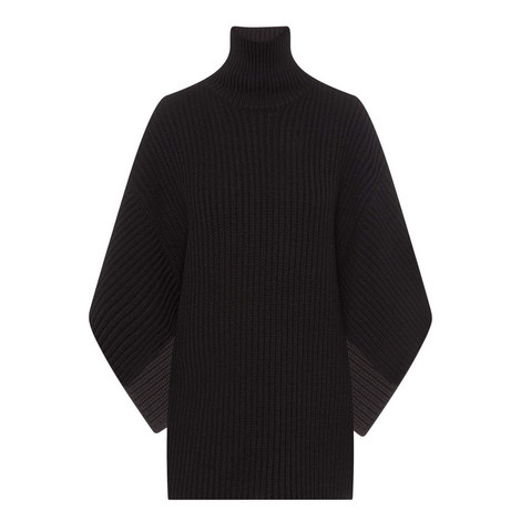 Nambo Knitted Open Side Sweater, ${color}