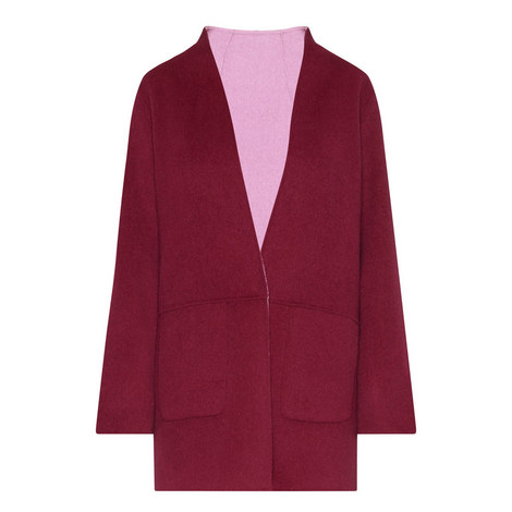 Nido Reversible Wool Jacket, ${color}
