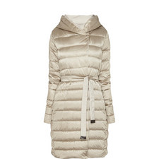 Novef Quilted Reversible Coat