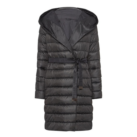 Novef Quilted Reversible Coat, ${color}