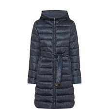 Novep Quilted Reversible Coat