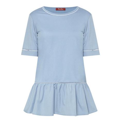 Oblio Short Sleeve Top, ${color}