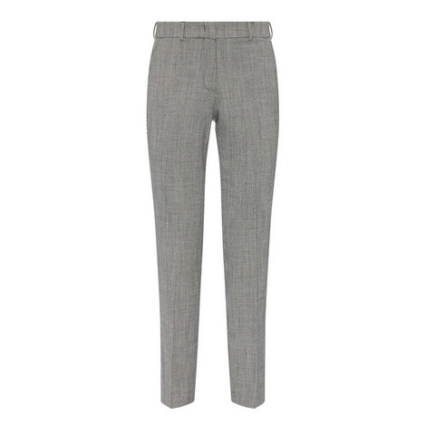Olindo Houndstooth Trousers, ${color}