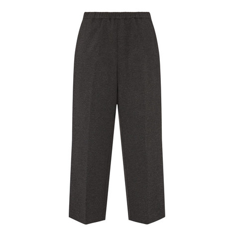 Oltre Jersey Wide Trousers, ${color}