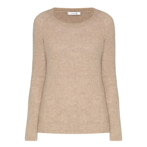 Orbita Cashmere Mix Sweater, ${color}