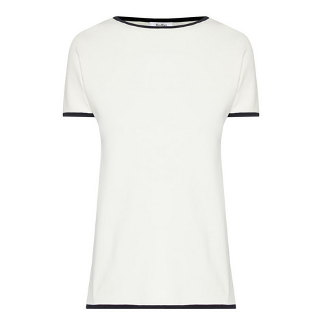 Orchis Short Sleeve Top, ${color}