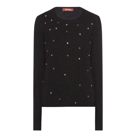 Orlanda Embellished Sweater, ${color}
