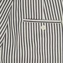 Osaka Striped Wide Leg Trousers, ${color}