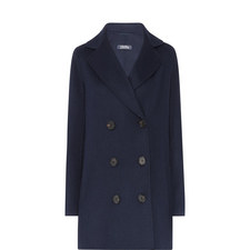Osol Double Breasted Coat