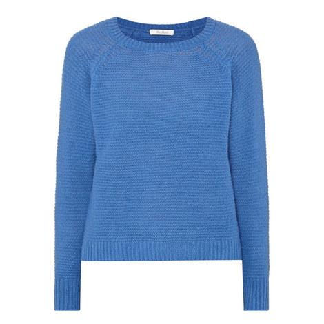 Urali Cashmere-Silk Sweater, ${color}