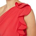 One Shoulder Dress, ${color}