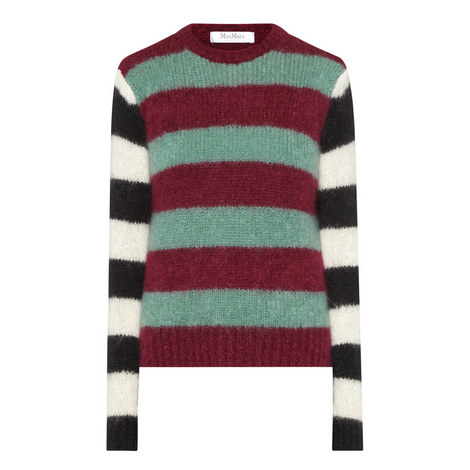 Pedale Stripe Sweater, ${color}