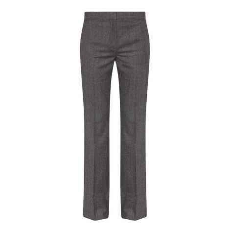 Pedone Check Trousers, ${color}