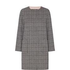 Perugia Check Duffle Coat