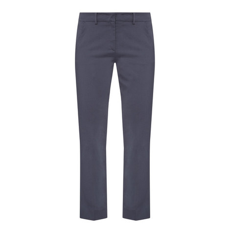 Platani Slim-Fit Trousers, ${color}