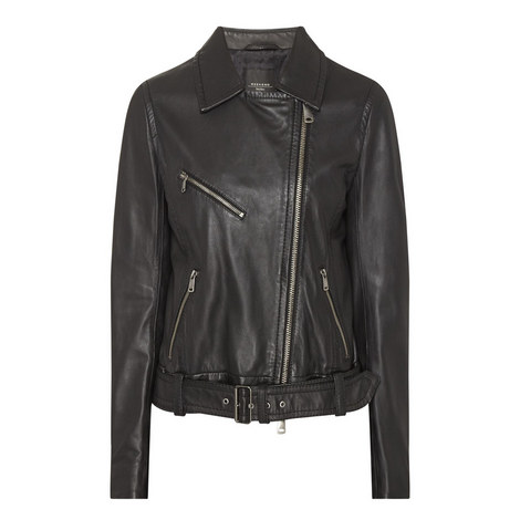 Chieti Leather Jacket, ${color}