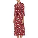 Polder Cat Print Dress, ${color}