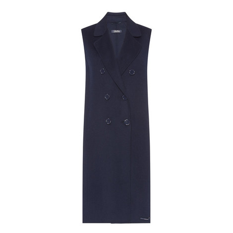 Puma Longline Waistcoat, ${color}