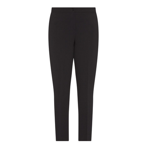 Radio Straight Fit Trousers, ${color}