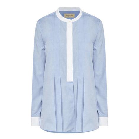 Ragusa Collarless Shirt, ${color}