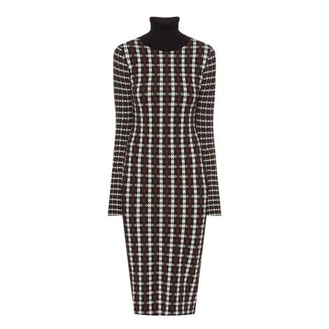 Rubiera Printed Dress, ${color}