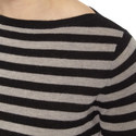 Savina Striped Sweater, ${color}