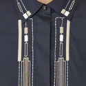 Sala Embroidered Shirt, ${color}