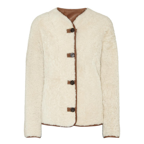 Salvo Shearling Jacket, ${color}