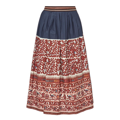 Sassari Printed Skirt, ${color}