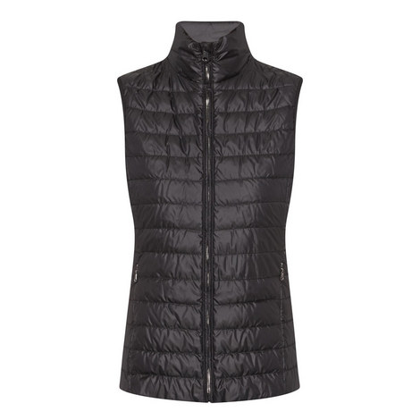 Savana Quilted Sleeveless Jacket, ${color}