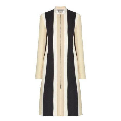 Selce Stripe Coat, ${color}