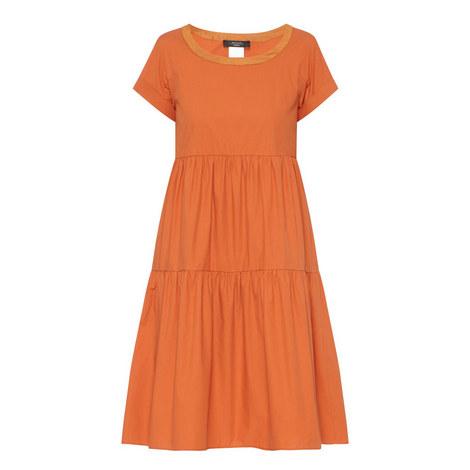 Snack Peasant Dress, ${color}