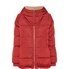 Sports Reversible Puffa Jacket