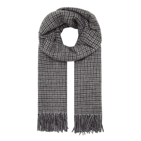 Svago Reversible Wool Scarf, ${color}