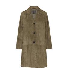 Tebano Suede Coat