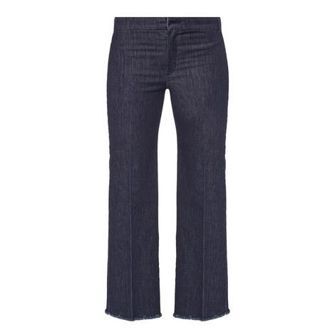 Custodi High-Waisted Jeans, ${color}