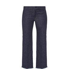 Custodi High-Waisted Jeans