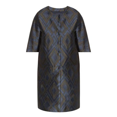 Tebe Cocoon Coat, ${color}