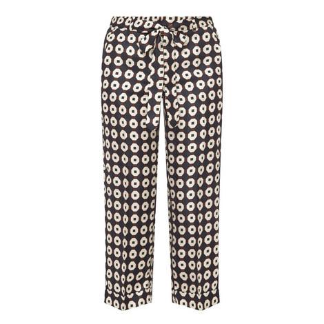 Egidio Printed Trousers, ${color}
