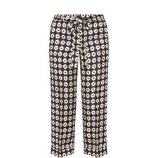 Egidio Printed Trousers